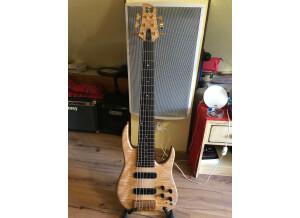 Fodera Guitars AJ6 Anthony Jackson signature contrabass