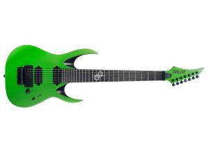 Solar Guitars A1.7 DVV Dan Vadim Von Signature