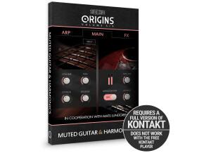 Sonuscore Origins Vol. 6: Muted Guitar & Harmonics