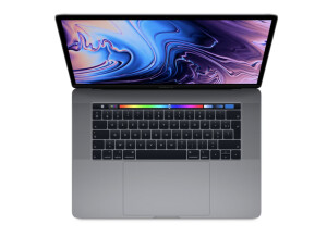 Apple MacBook Pro 15 pouces (2016) i7 4x2,6 GHz