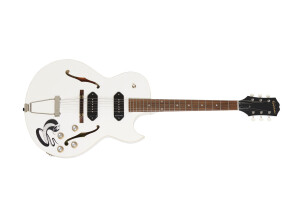 Epiphone George Thorogood  'White Fang' ES-125TDC Outfit