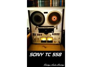 Sony TC-558