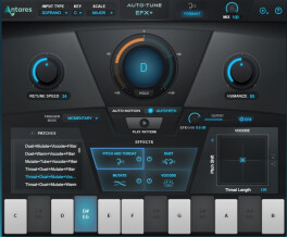 Antares Audio Technology Auto-Tune EFX+