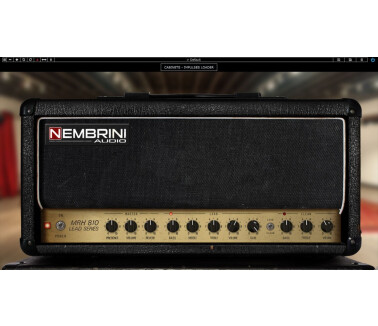 Nembrini Audio MRH810 Lead Series