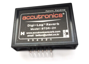 Accutronics Digi-Log Reverb BTDR-2H