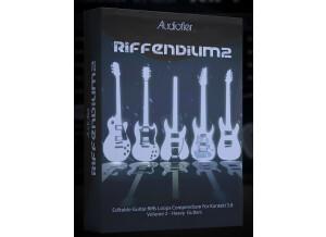 Audiofier Riffendium Volume 2: Heavy Guitars