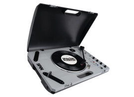 Reloop SPiN, nouvelle platine vinyle portable