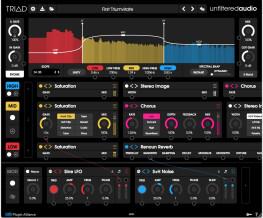 Unfiltered Audio Triad