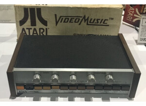Atari Video Music C240