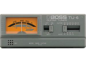 Boss TU-6 Guitar Tuner