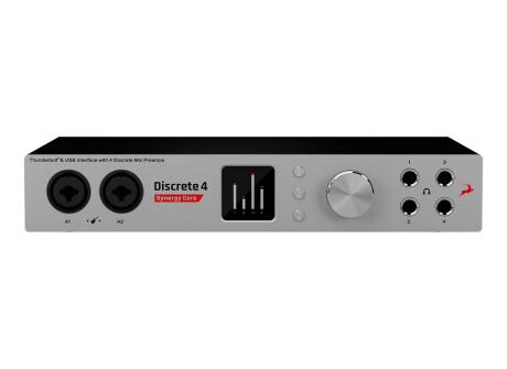 Antelope Audio Discrete 4 Synergy Core