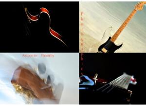 Antoinette Praizelin Guitares Confidentielles