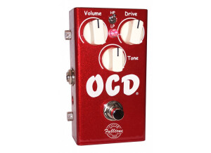 Fulltone Limited Edition Candy Apple Red OCD V2