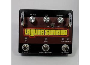 Hovercraft Amps Laguna Sunride