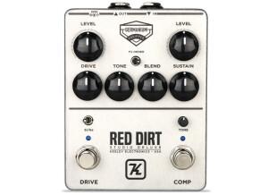 Keeley Electronics Red Dirt Studio Deluxe