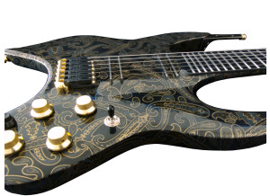Siger Guitars 4-Horn