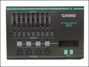 Casio DZ-1