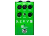Revv ajoute une pédale à son arsenal d'overdrives