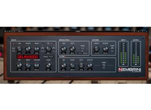 Nembrini Audio Delay3000 Vintage Modern Repeater