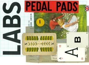 Spitfire Audio Pedal Pads