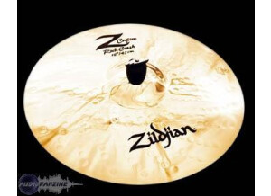 "Zildjian Z Custom Rock Crash 18"""