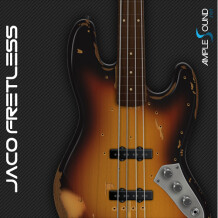 Ample Sound Ample Bass Jaco Fretless