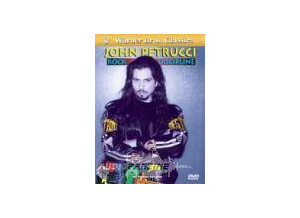 Reh VHS John Petrucci Rock Discipline