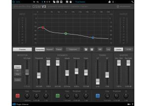 Pro Audio DSP Dynamic Spectrum Mapper 3