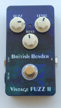 Doc Music Station British Bender