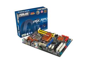 Asus P5K/EPU