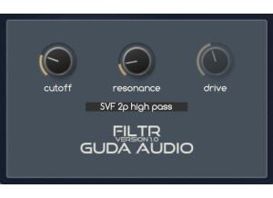 GuDa Audio FiltR
