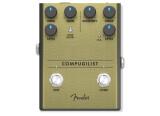 Fender ajoute un compresseur à sa distorsion Pugilist