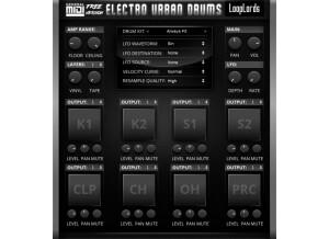 LoopLords Electro Urban Drums Free
