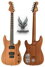 Hufschmid Guitars Helldunkel model 6 string