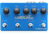 TC Electronic dévoile la version 2 du Flashback X4