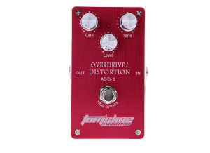 Tom's Line Engineering AOD-1 Overdrive/Distortion