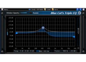Blue Cat Audio Blue Cat Audio Triple EQ