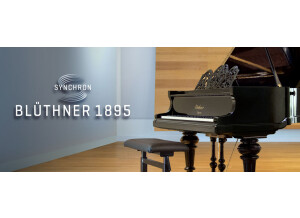 VSL (Vienna Symphonic Library) Synchron Blüthner 1895