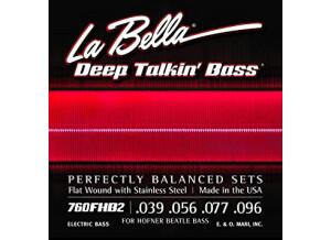 LABELLA 760FHB2 Deep Talkin' Bass