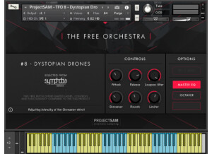 Project SAM The Free Orchestra – Dystopian Drones