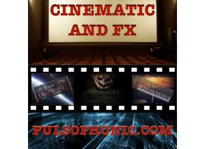 Pulsophonic Cinematic & FX