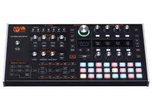 Ashun Sound Machines Hydrasynth Desktop / Rack