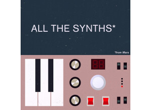 Samples From Mars All The Synths