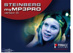 Steinberg MyMP3 Pro v5
