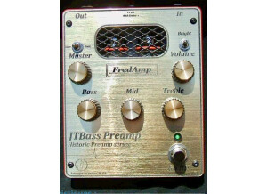 FredAmp JT Bass V2