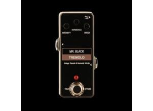 Mr. Black Mini Tremolo