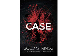 8dio CASE Solo Strings FX