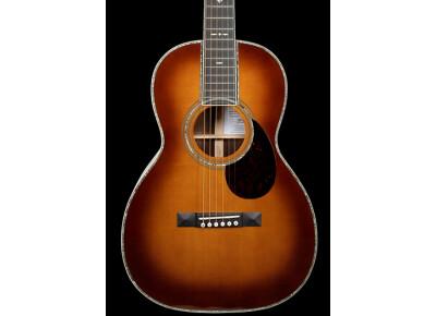 Martin signe une 0042 signature John Mayer limitée à 50 exemplaires