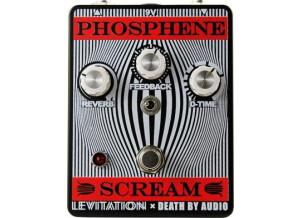 Death By Audio Phosphene Scream Delay & Reverb