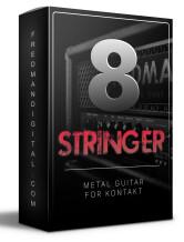 Fredman Digital 8 Stringer – Engl
